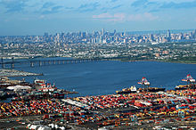 International Shipping to the Port of Newark