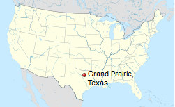 International Shipping from Grand Prairie, Texas